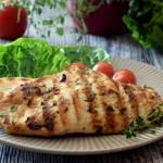 Piersi kurczaka z cytrynowo-tymiankową nutą