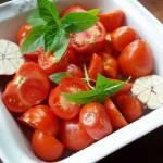 Zupa krem z pieczonych pomidorów, zupa krem pomidorowa