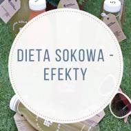 Dieta sokowa - 3 dni z sokami Natura Cold Press.