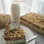 Ciasto Kinder country- bez pieczenia