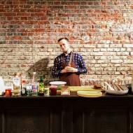 Fotorelacja z pokazu gotowania: UMAMI, piąty element podczas Vegan Food Festival