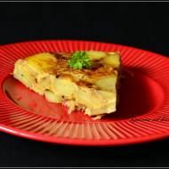 Hiszpańska tortilla de patatas