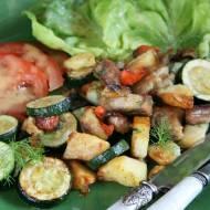 Karkówka duszona z warzywami (danie jednogarnkowe)