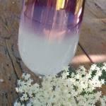 Bąbelkowe orzeźwienie z kwiatów bzu