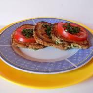 Jajka zapiekane w chlebie czyli sposób na resztki i nie tylko.