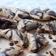 Przepis #40 Żytnie ciasteczka w czkoladzie
