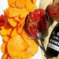 Salsa z truskawek