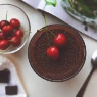Wegański mus czekoladowy z aquafaby