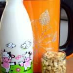 Mleko z orzechów nerkowca :)