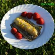 Banany ze grilla (Grillowane Banany)