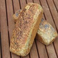 Chleb pszenny, dokładny przepis.