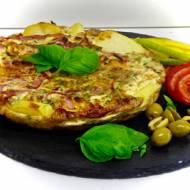 Tortilla de patatas czyli tortilla hiszpańska