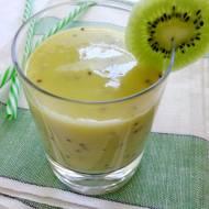 Koktajl z mango i kiwi