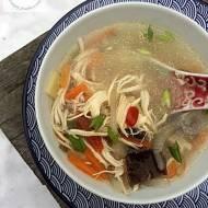 Zupa chińska – najprostszy przepis