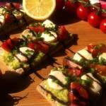 Optymalne kanapeczki piknikowe