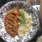 Potrawka 'gołąbkowa' z młodej kapusty