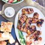 Grillowane roladki z kurczaka