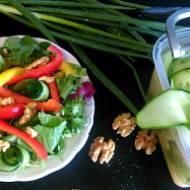 Lekka sałatka, idealna do obiadu
