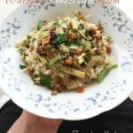 Warzywa z brązowym ryżem