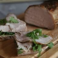 Schab gotowany idealny na kanapki