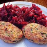 Kotleciki mięsno-warzywne