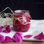 Romantyzm do jedzenia, czyli przecier różany