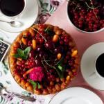 Tort urodzinowy Bonduelle (bez glutenu, bez laktozy)