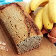 Chleb paleo bananowy (z mąką ziemniaczaną)