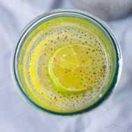 Lemoniada chia fresca – naturalny izotonik
