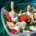 Fit salatka z kalafiora