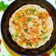Ekspresowy Hummus- pasta z ciecierzycy