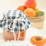 Konfitura morelowa  z kawałkami owoców