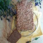 Chleb razowy pszenno - żytni na zakwasie chlebowym