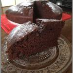 Murzynek - najprostsze ciasto na świecie.