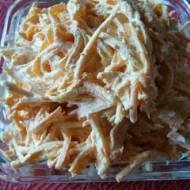 Surówka z marchewki do obiadu