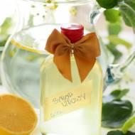 Syrop z kwiatów lipy. Do napojów i zimowej herbaty