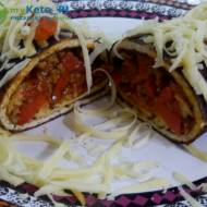 Tortilla – czyli meksyk na keto tależu….