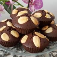 Babeczki kakaowe bez jajek