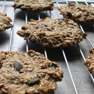 Ciasteczka owsiane bez mąki
