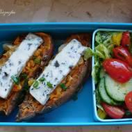 Faszerowane bataty- Lunchbox #4
