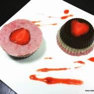 WARSTWOWE KOKO SERNICZKI NA ZIMNO (keto, LCHF, paleo, optymalne, bez glutenu, laktozy, jajek i cukru)