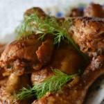 Pałki kurczaka w pikantnej marynacie