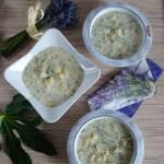 Zupa z młodymi ziemniakami i koperkiem