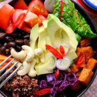 Meksykańska miska mocy (Buddha bowl #1)