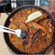 Smaki Hiszpani cz.2: Restauracja Toc de Mar i Lactuca (Barcelona)