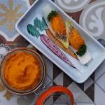 Co na wege kanapki? Krem z marchewki!