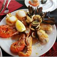 Smaki Hiszpanii cz.3: Restauracja La Bota (Tossa), Hotel Alhambra (Santa Susana)