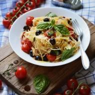 Spaghetti alla puttanesca, czyli makaron włoskiej ladacznicy