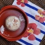 Barfi czyli indyjskie mleczne ciasteczka w wegańskie wersji