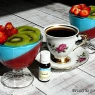 Deser truskawkowo-jogurtowy czyli zaklinanie lata